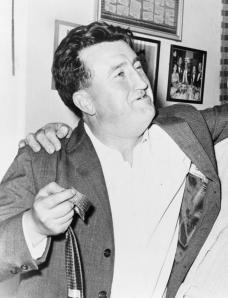 BRENDAN BEHAN Irish Poet